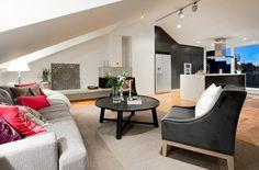 Attic apartment in Stockholm 04