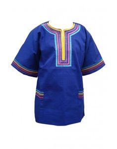 Sepedi Traditional Shirt