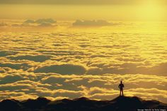 The 21 Most Magical Spots In Hawaii - The top of Mauna Kea