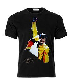 34f91dc39c2aa Limited Edition Freddie Mercury Rock T-Shirt Limited Edition!