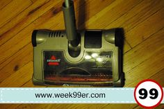 Bissell Perfect Sweep Turbo - Pick Up Even Large Messes!