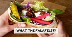 From falafel sandwiches to shrimp tacos, we& got 18 of the greatest street food-inspired recipes around. Falafels, Tasty Kitchen, Shawarma, Falafel Sandwich, Falafel Pita, Falafel Wrap, Ideas Sándwich, Empanadas, Asian Street Food