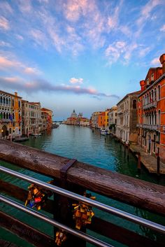 Grand Canal Venice, Italy (by DeeDee Schroeder).
