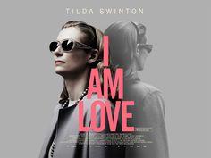 Poster / I Am Love - Version 1