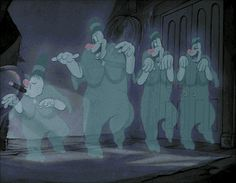 Lonesome Ghosts ( 1937 ) Disney short