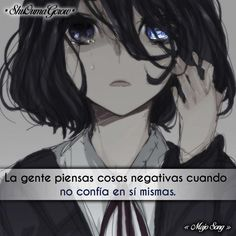 Read from the story Sad.💔💔(Animada) by katylaosita with 811 reads. Sad Anime, Me Me Me Anime, Anime Love, Anime Triste, Best Qoutes, Shinigami, Darling In The Franxx, Thoughts And Feelings, Kaneki