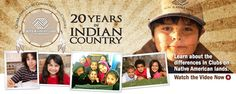 Celebrating 20 Years of Native American Clubs!