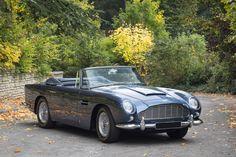 1965 Aston Martin DB5 - CONVERTIBLE | Classic Driver Market