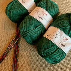 Vi strikker sammen: Tovede tøfler! - Knit Socks, Threading