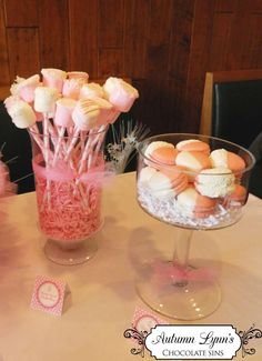 Pink!! Baby Shower Party Ideas | Photo 9 of 12 | Catch My Party