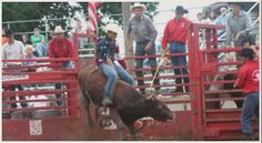 Cherokee PRCA Rodeo