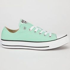 407544f12872 CONVERSE Chuck Taylor All Star Low Womens Shoes at Tilly s for  49.99 Mint  Converse