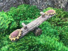 Reisig und Moos und Birken oh my! Fairy Garden Houses, Gnome Garden, Lawn And Garden, Fairies Garden, Fairy Gardening, Garden Items, Garden Tools, Garden Pests, Garden Crafts