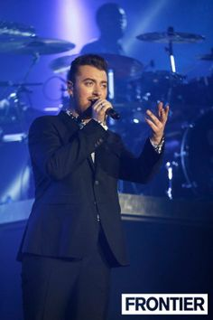 Sam Smith at Hordern Pavilion, Sydney | April 2015 | Credit: David Youdell