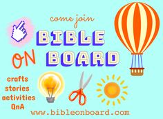 A blog for kid's crafts, activities and bible study content! New post every week! Bible Crafts, Crafts For Kids, Boards, Study, Content, Activities, Blog, Crafts For Children, Planks