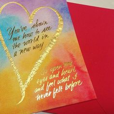 This #papyrus card is perfect for the one who opened your heart  #valentinesday