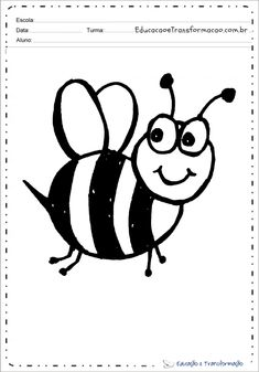 Desenho de animal para colorir e imprimir - Desenhos de animais Fictional Characters, Print Coloring Pages, Tame Animals, Flying Insects, Small Animals, Fantasy Characters