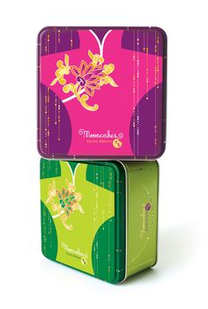 This packaging is so colorful and graphic, I like it.