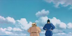 Miyazaki's Ending Scenes - Album on Imgur