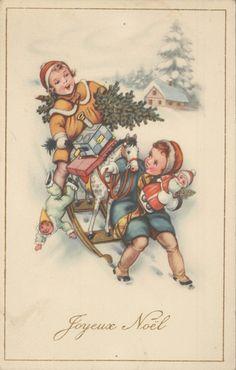 vintage ~ Joyeuse Noel