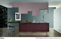 36e8 Weightless Kitchen - Lago - kasten - keukenblokken