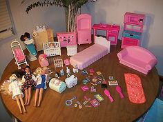 1990's #barbie mattel doll + furniture mixed lot #doctor dentist #teacher baby et,  View more on the LINK: 	http://www.zeppy.io/product/gb/2/322264278018/