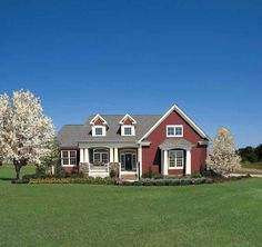 Cottage House Plan with 2193 Square Feet and 3 Bedrooms from Dream Home Source | House Plan Code DHSW52767