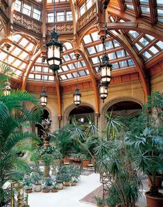 Biltmore - Biltmore House Palm Court