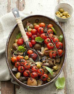 Zelenina pečená na sicilský způsob, Foto: isifa.com