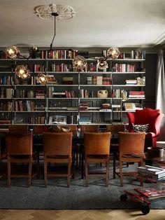 Ett Hem Hotel located in Stockholm by Ilse Crawford.