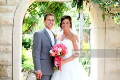 View top-quality stock photos of Amazing Bride And Groom Happy Wedding Dress Flowers. Find premium, high-resolution stock photography at Getty Images. Marriage Rights, Successful Marriage, Happy Marriage, Classic Looks, Classic Style, Wedding Dresses With Flowers, Royalty Free Images, Groom, Bridesmaid Dresses