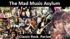 The Mad Music Asylum: internet radio for the modern world