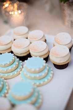 Tinder Cookies?! (Plus 6 More Wedding Sugar Cookies You'll Love) | https://www.theknot.com/content/wedding-desserts-sugar-cookies-tinder