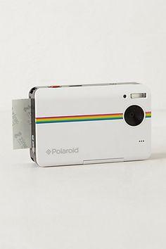 Polaroid Z2300 Instant Digital Camera Kit | @giftryapp