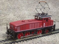 RÖWA locomotive électrique E 6005 DB via ANTIQUE MARCBEA. Click on the image to see more!