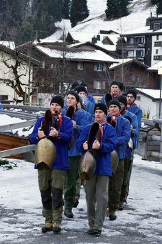 """""""Sächsischällätta"""" den Winter in Klosters einläuten"""