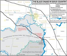 """""""The pipeline company has an army backed by state power to do its bidding. The water has its scrappy protectors. It's time we put the latter on the map."""""""