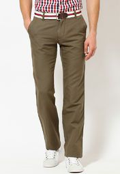 5f030a3e171 Indian Terrain Casual Trousers for Men - Buy Indian Terrain Men Casual  Trousers Online in India