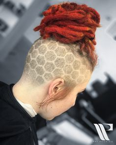 – New Tattoo Models Top Hairstyles, Dreadlock Hairstyles, Pretty Hairstyles, Short Hair Designs, Shaved Hair Designs, Short Curly Hair, Curly Hair Styles, Haircut Designs, Undercut Designs