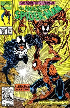 The Amazing Spider-Man #362 (1963 series) - cover by Mark Bagley