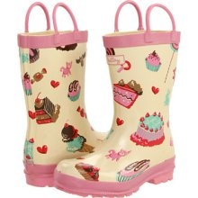 Hatley Kids Rain Boots (Infant/Toddler/Youth) Girls Shoes