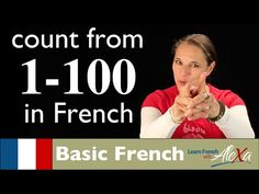 French numbers 1-100 (Learn French With Alexa) - YouTube