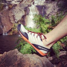 Barefooting con MERRELL