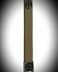 Anteprima collezione AI16 Boreas SL con cuoio e logo brunito