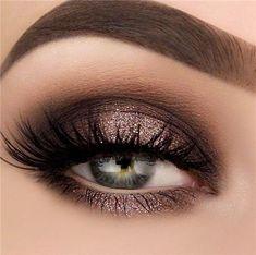 Simple natural eye makeup tutorial step by step everyday colorful pink peach hooded eye makeup for eye glasses for beginners # Eyes # Eyeshadow makeup for beginners - - Dramatic Eyeshadow, Simple Eyeshadow, Pigment Eyeshadow, Simple Eye Makeup, Natural Eye Makeup, Eye Makeup Tips, Makeup For Brown Eyes, Eyeshadow Makeup, Glam Makeup