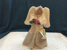 Angel Crafts, Clothespin Dolls, Aunt, Angels, Aurora Sleeping Beauty, Disney Princess, Ebay, Beautiful, Angel