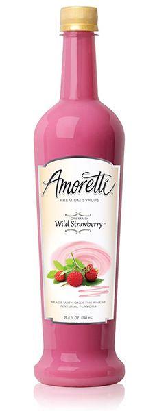 strawberry syrup ice cream - Buscar con Google