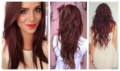 new hair color merlot 2015 - Google Search