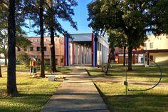 Campus universitario de la Una-Paraguay