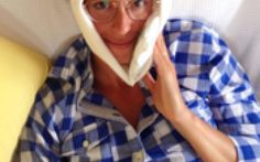 federica pellegrini male per dente del giudizio eccola, federica pellegrini in una foto ironica sul male che ha. la campionessa di nuoto italiana infatti soffre di dente del giudizio. La nuotatrice italiana ha postato uno scatto fotografico molto #federicapellegrini #news
